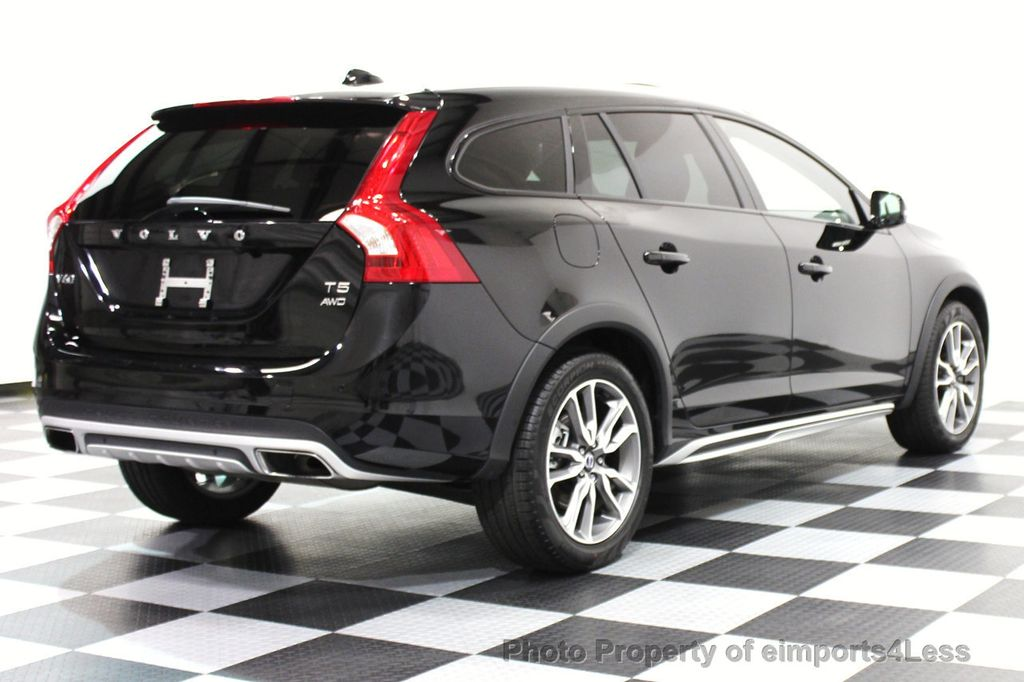 2016 Volvo V60 Cross Country CERTIFIED V60 CROSS COUNTRY AWD PLATINUM WAGON - 16138395 - 26