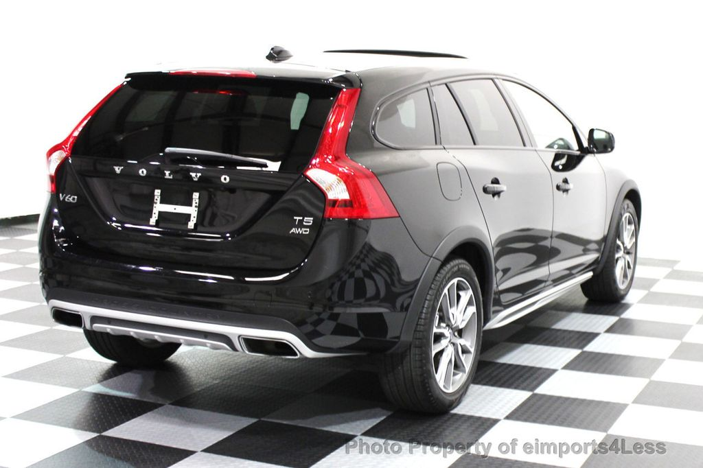 2016 Volvo V60 Cross Country CERTIFIED V60 CROSS COUNTRY AWD PLATINUM WAGON - 16138395 - 27