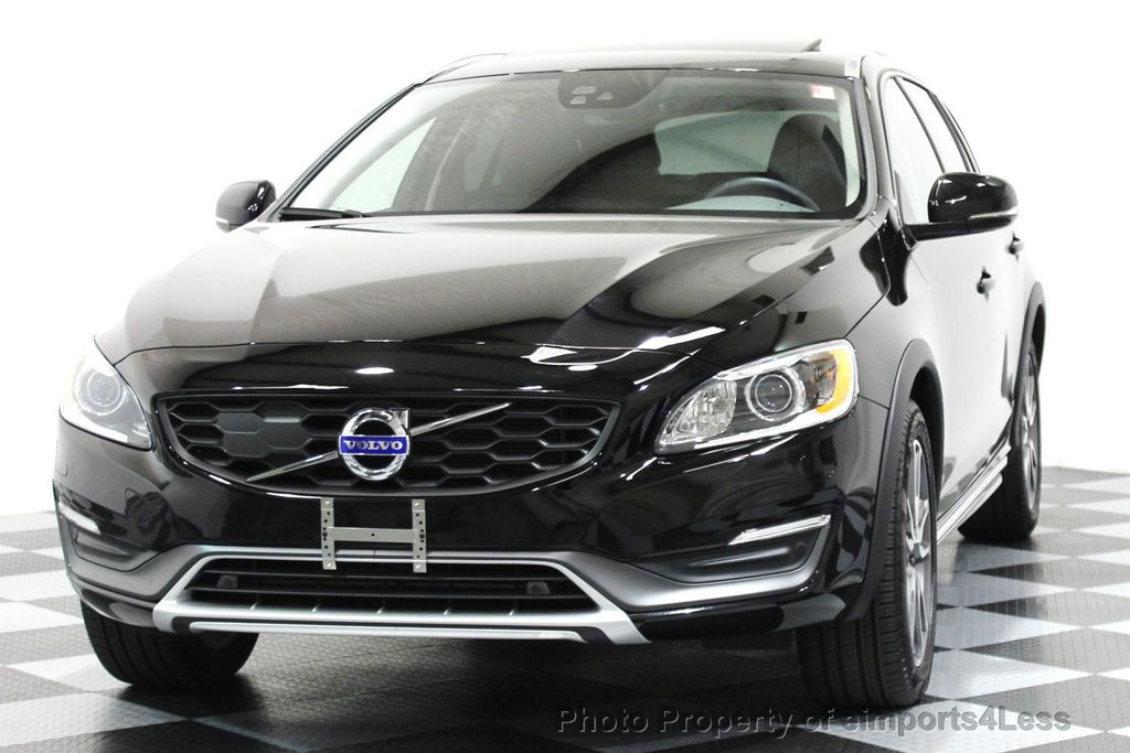 2016 Volvo V60 Cross Country CERTIFIED V60 CROSS COUNTRY AWD PLATINUM WAGON - 16138395 - 52
