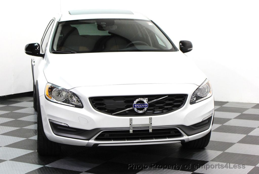 2016 used volvo v60 cross country certified v60 cross country awd wagon blis navi at. Black Bedroom Furniture Sets. Home Design Ideas