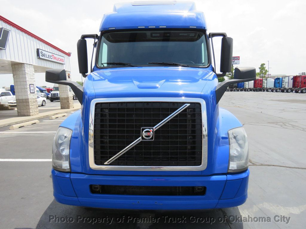 2016 Used Volvo Volvo VNL780 at Premier Truck Group Serving U S A & Canada,  TX, IID 19118794