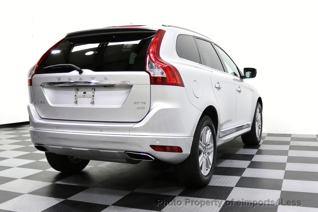 2016 Volvo XC60 CERTIFIED XC60 3.0 T6 AWD BLIND SPOT CAMERA NAVI - 17696960 - 38