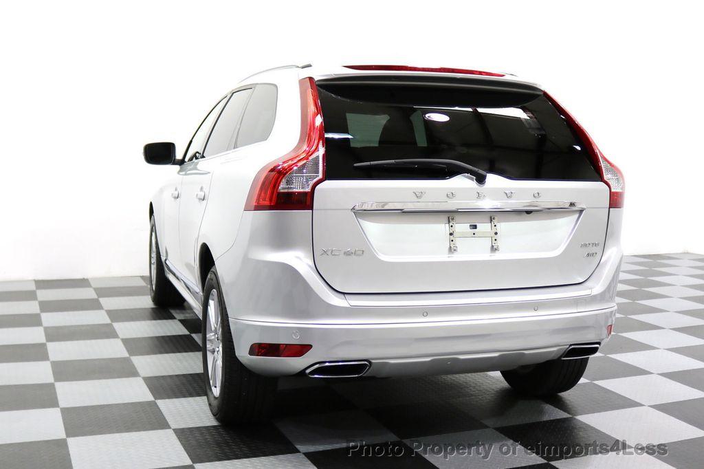 2016 Volvo XC60 CERTIFIED XC60 3.0 T6 AWD BLIND SPOT CAMERA NAVI - 17696960 - 45