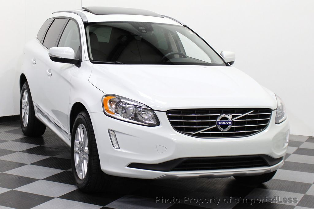 2016 used volvo xc60 certified xc60 t5 premier awd suv. Black Bedroom Furniture Sets. Home Design Ideas