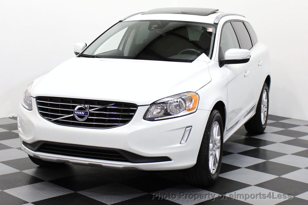 2016 Volvo Xc60 Certified T5 Premier Awd Suv Navigation 15048448 42