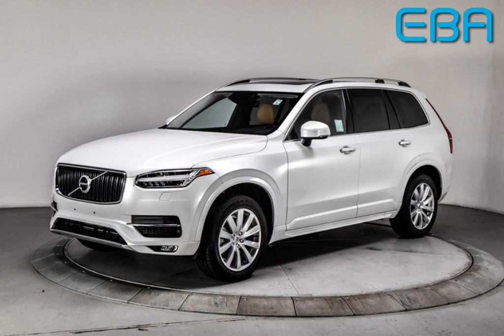 2016 Volvo Xc90 Awd 4dr T6 Momentum 18236619 0
