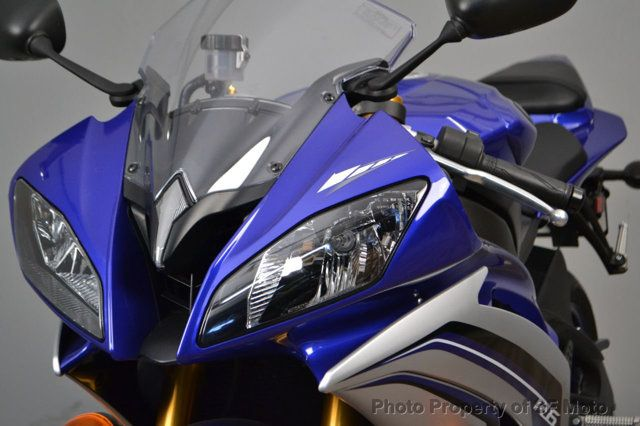 Dealer Video - 2016 Yamaha R6 ONLY 3500 miles! - 18844089