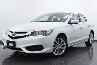 2017 Acura ILX Sedan w/Technology Plus Pkg