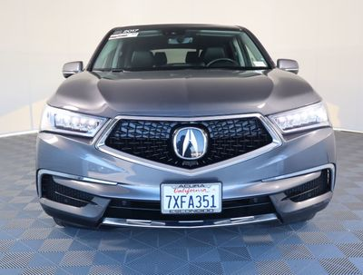 2017 Acura MDX FWD w/Technology Pkg SUV - Click to see full-size photo viewer