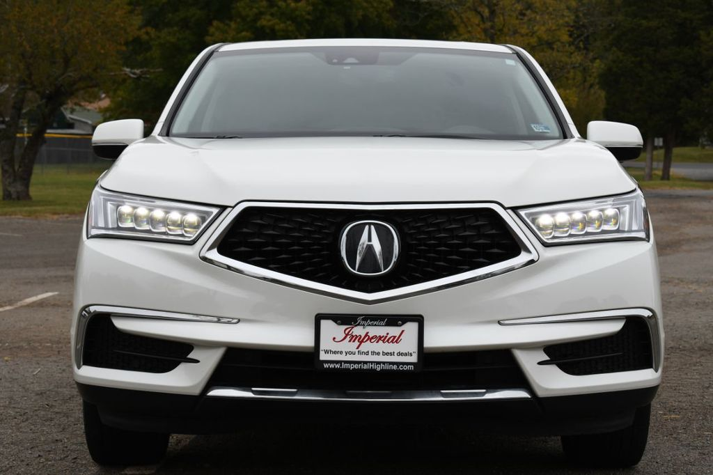 2017 Acura MDX SH-AWD w/Technology Pkg - 19433456 - 1