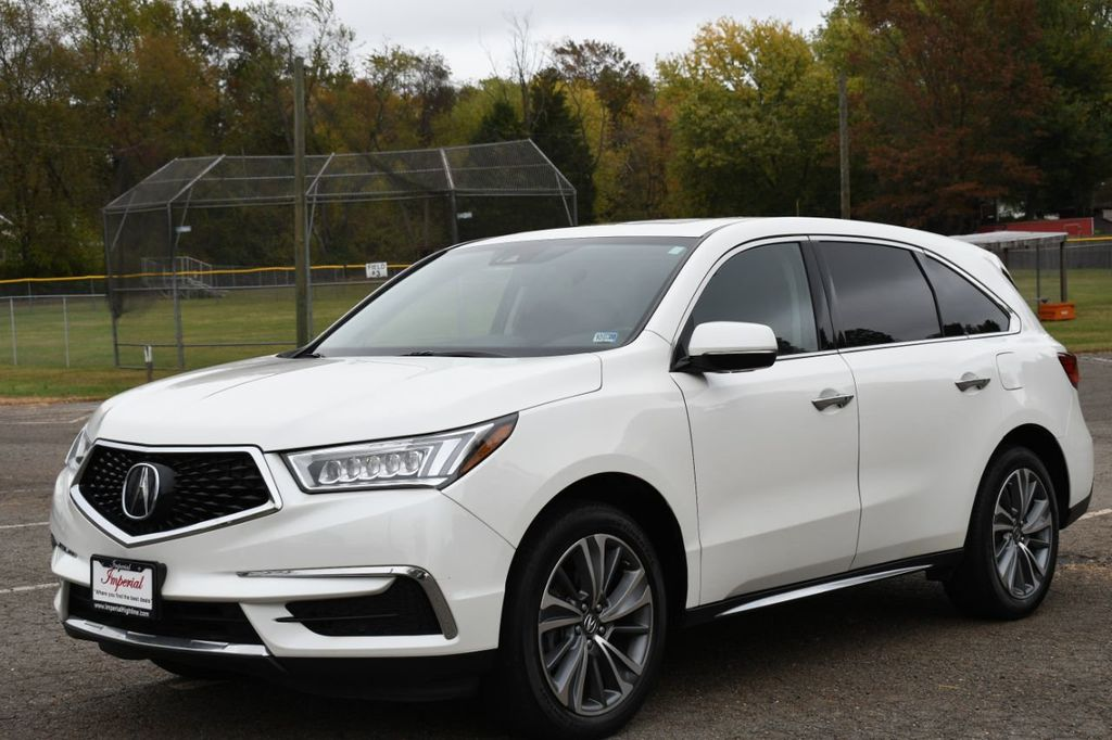 2017 Acura MDX SH-AWD w/Technology Pkg - 19433456 - 2