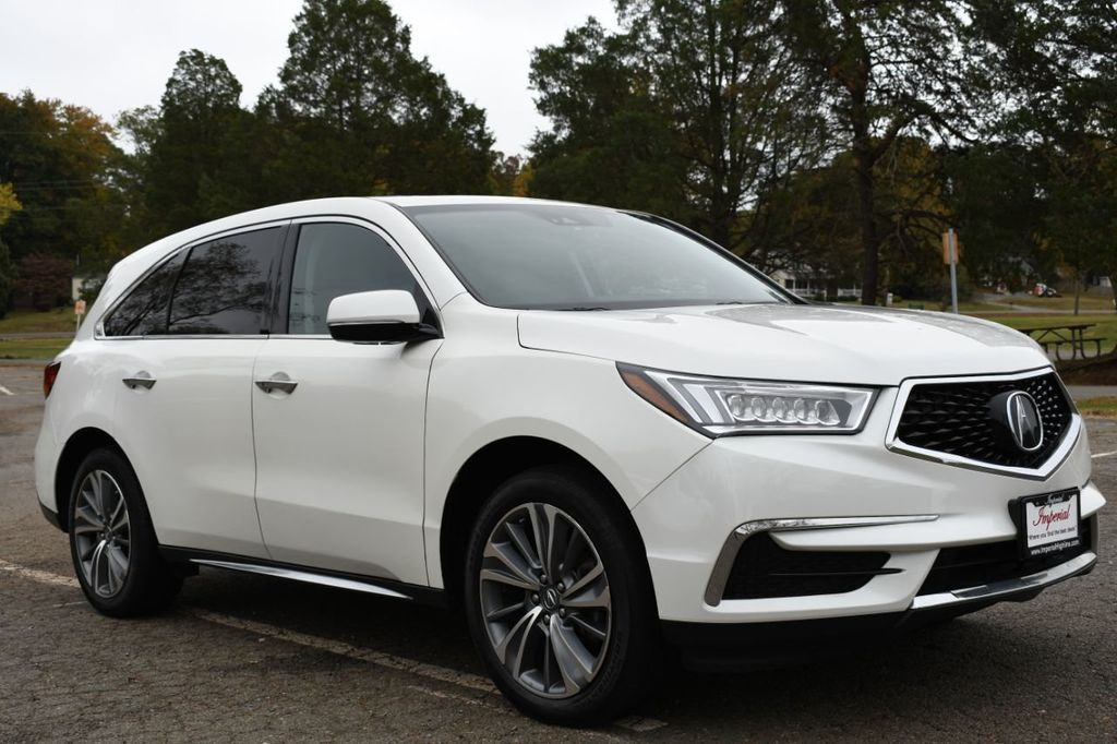 2017 Acura MDX SH-AWD w/Technology Pkg - 19433456 - 3