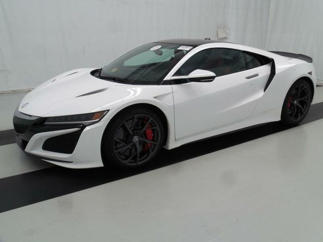 2017 acura nsx service manual