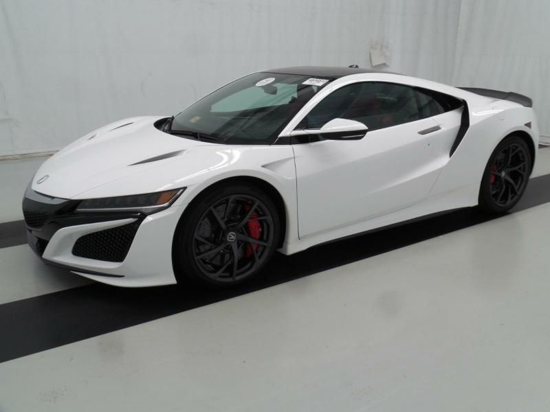 Used Acura Nsx For Sale >> 2017 Acura Nsx Coupe Coupe For Sale Marlborough Ma 286 395