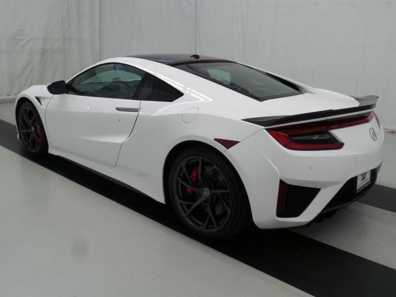 2017 Acura NSX Coupe Coupe - 19UNC1B00HY000014 - 1