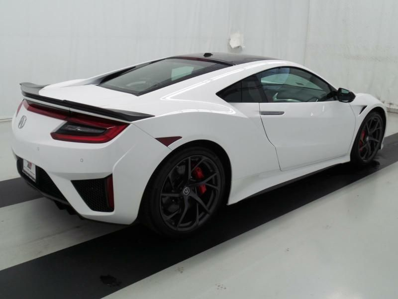 2017 Acura NSX Coupe Coupe - 19UNC1B00HY000014 - 2