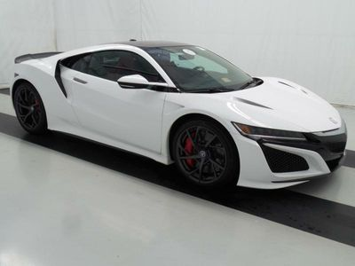2017 Acura NSX Coupe - Click to see full-size photo viewer