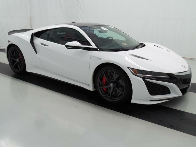 2017 Acura NSX Coupe Coupe - 19UNC1B00HY000014 - 3