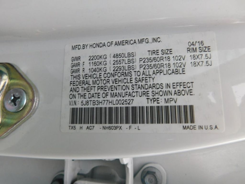 2017 Acura RDX FWD Advance Pkg - 17218709 - 12