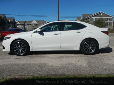 2017 Acura TLX SH-AWD V6 w/Technology Pkg - Click to see full-size photo viewer