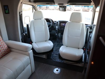 2017 Airstream Sprinter Cargo Van Cab Chassis 144 WB - Click to see full-size photo viewer