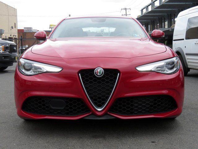Used Alfa Romeo >> 2017 Used Alfa Romeo Giulia Awd At Allied Automotive Serving Usa Nj