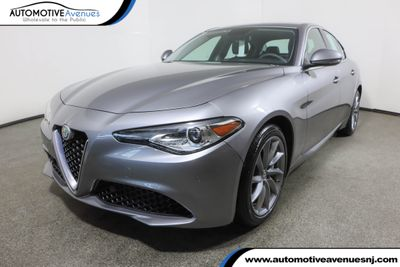 Used Alfa Romeo Giulia Nj