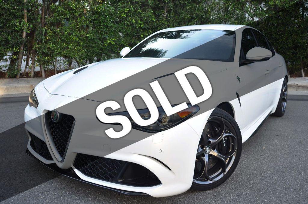 Luxury 2017 Alfa Romeo Giulia Configurations