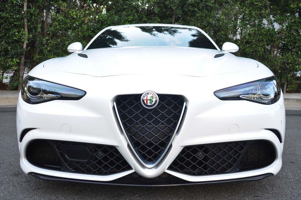 2017 Alfa Romeo Giulia Quadrifoglio RWD Sedan For Sale In