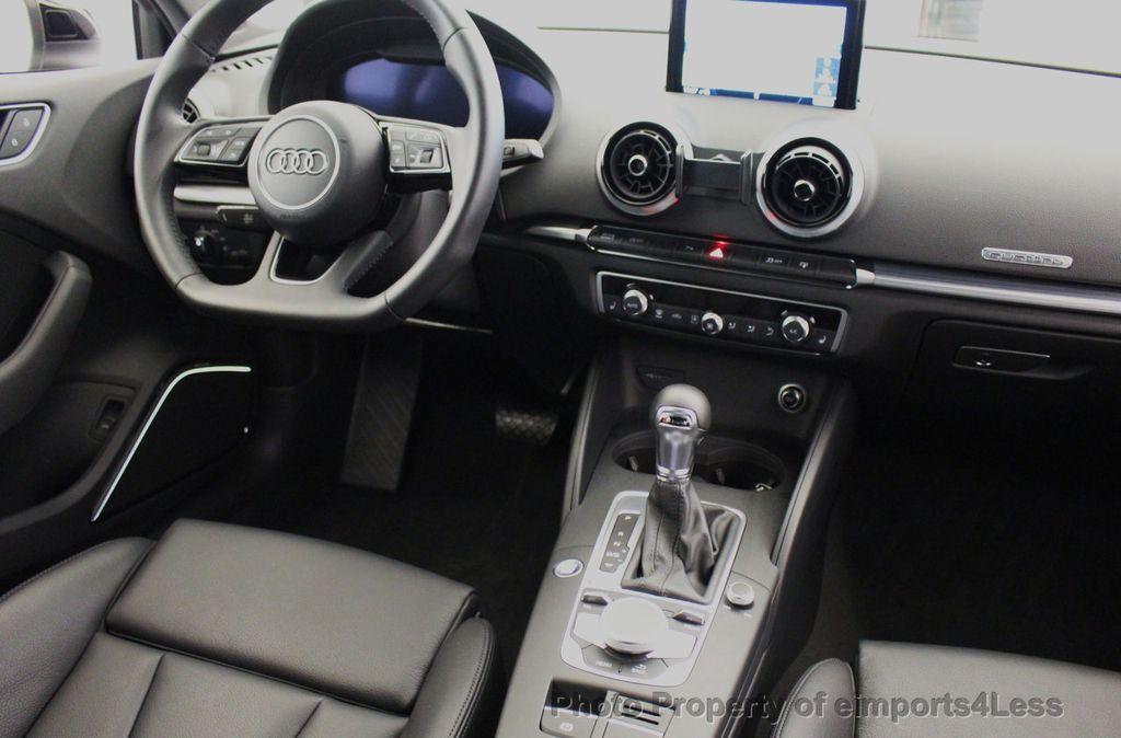 2017 Audi A3 2.0 T Premium >> 2017 Used Audi A3 Sedan Certified A3 2 0t Quattro Premium Plus Sport