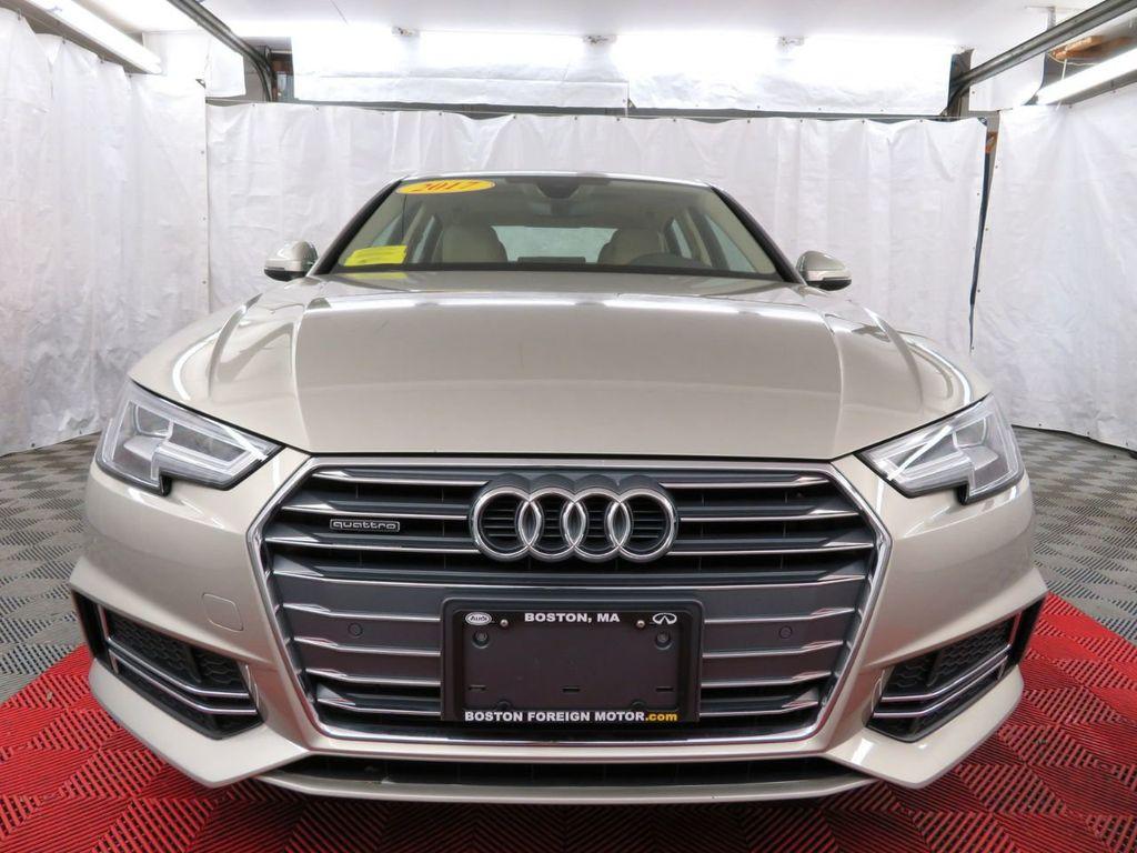 2017 Audi A4 2.0 TFSI Automatic Premium Plus quattro AWD - 18496684 - 1