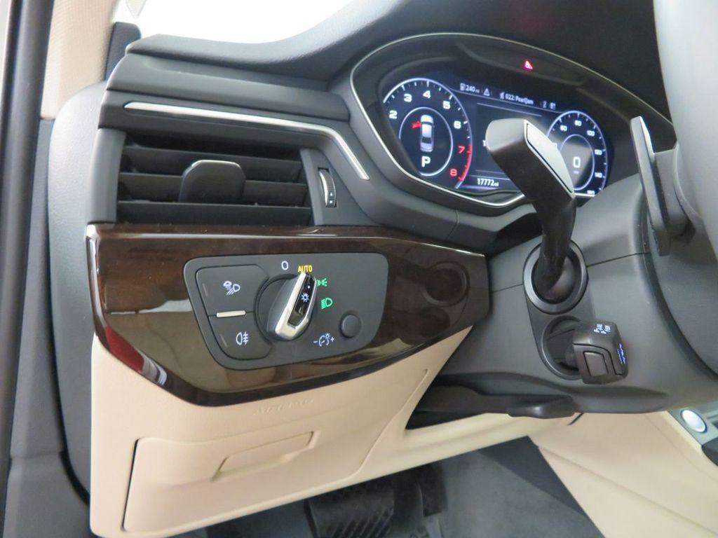 2017 Audi A4 2.0 TFSI Automatic Premium Plus quattro AWD - 18496684 - 19
