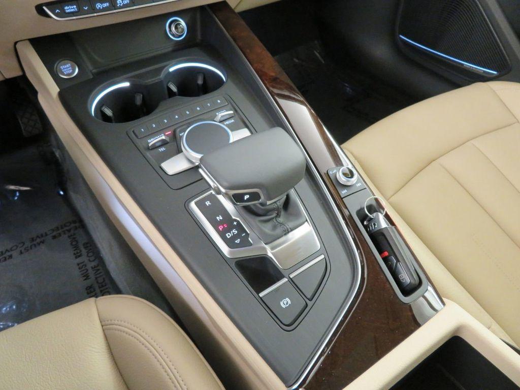 2017 Audi A4 2.0 TFSI Automatic Premium Plus quattro AWD - 18496684 - 29