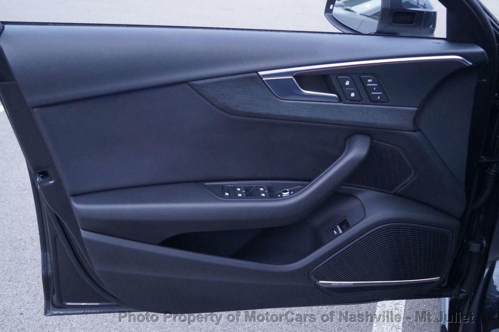2017 Audi A4 2.0 TFSI Automatic Prestige quattro AWD - 18203170 - 15
