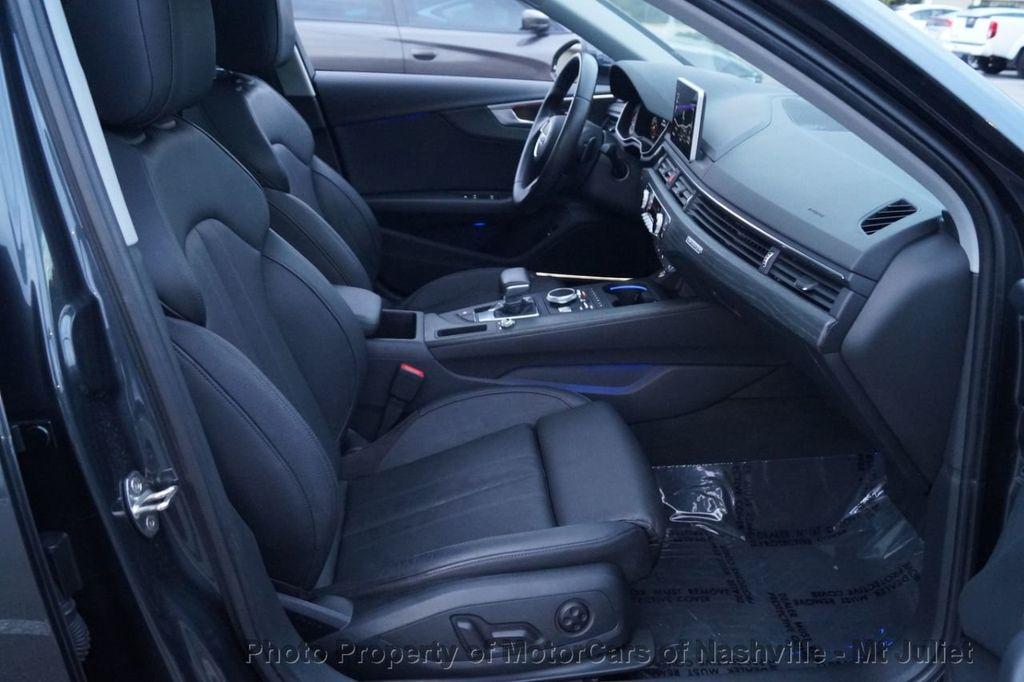 2017 Audi A4 2.0 TFSI Automatic Prestige quattro AWD - 18203170 - 20