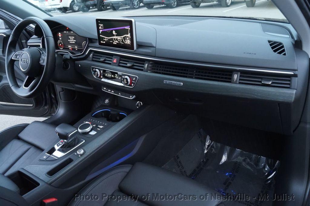 2017 Audi A4 2.0 TFSI Automatic Prestige quattro AWD - 18203170 - 24