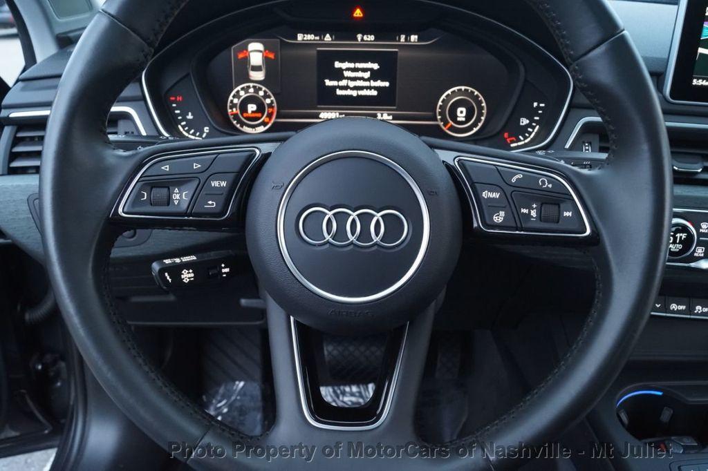 2017 Audi A4 2.0 TFSI Automatic Prestige quattro AWD - 18203170 - 26