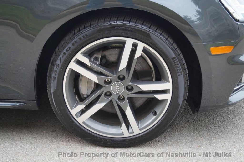 2017 Audi A4 2.0 TFSI Automatic Prestige quattro AWD - 18203170 - 46