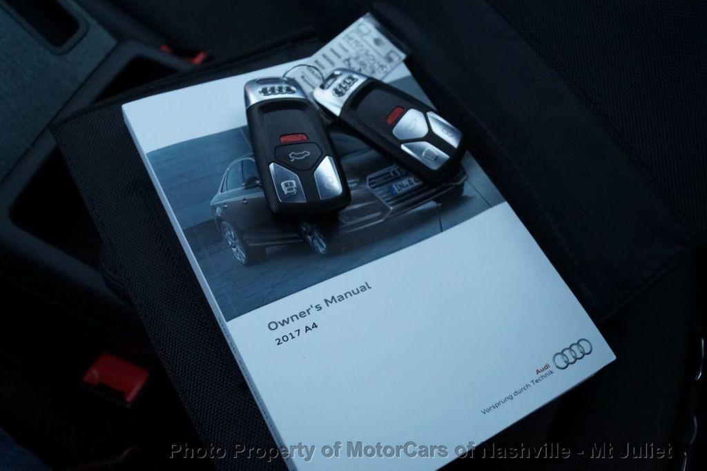 2017 Audi A4 2.0 TFSI Automatic Prestige quattro AWD - 18203170 - 51