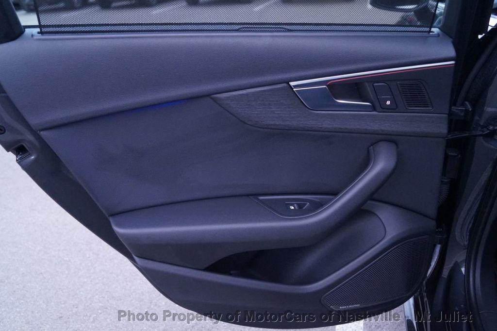 2017 Audi A4 2.0 TFSI Automatic Prestige quattro AWD - 18203170 - 53