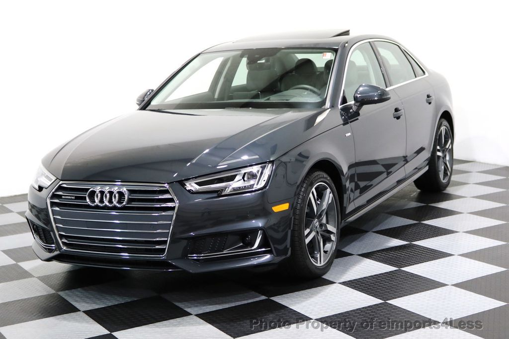 2017 used audi a4 certified a4 quattro prestige awd driver assist at eimports4less serving. Black Bedroom Furniture Sets. Home Design Ideas