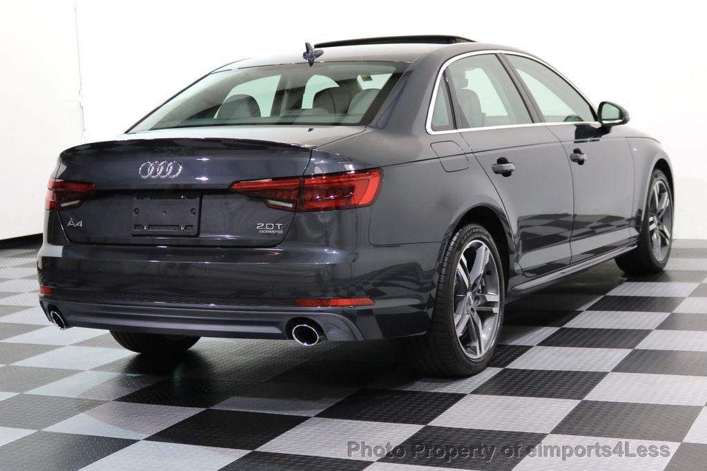 2017 Audi A4 Certified 2 0t Quattro Prestige Awd Driver Ist 16938810 3