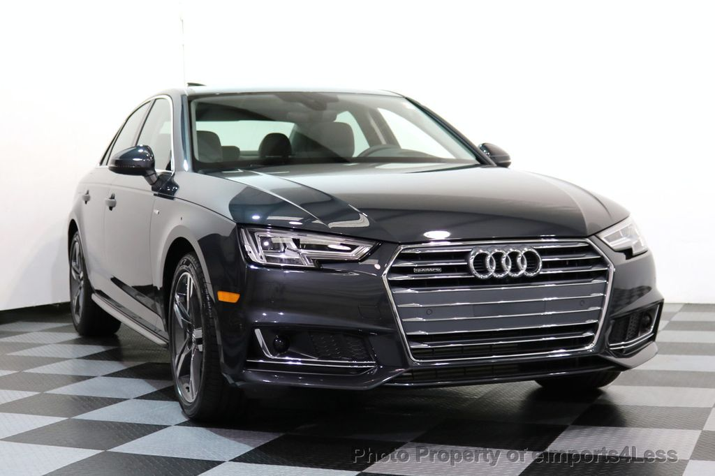 Used Audi A CERTIFIED A T Quattro PRESTIGE AWD Driver - Used audi a4