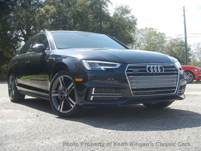 2017 Audi A4 w/TECHNOLOGY PKG - Click to see full-size photo viewer