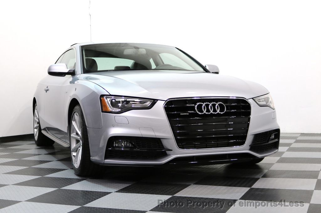 2017 Audi A5 Coupe CERTIFIED A5 2.0T Quattro Sport AWD TECH CAMERA NAVI - 17397401 - 15