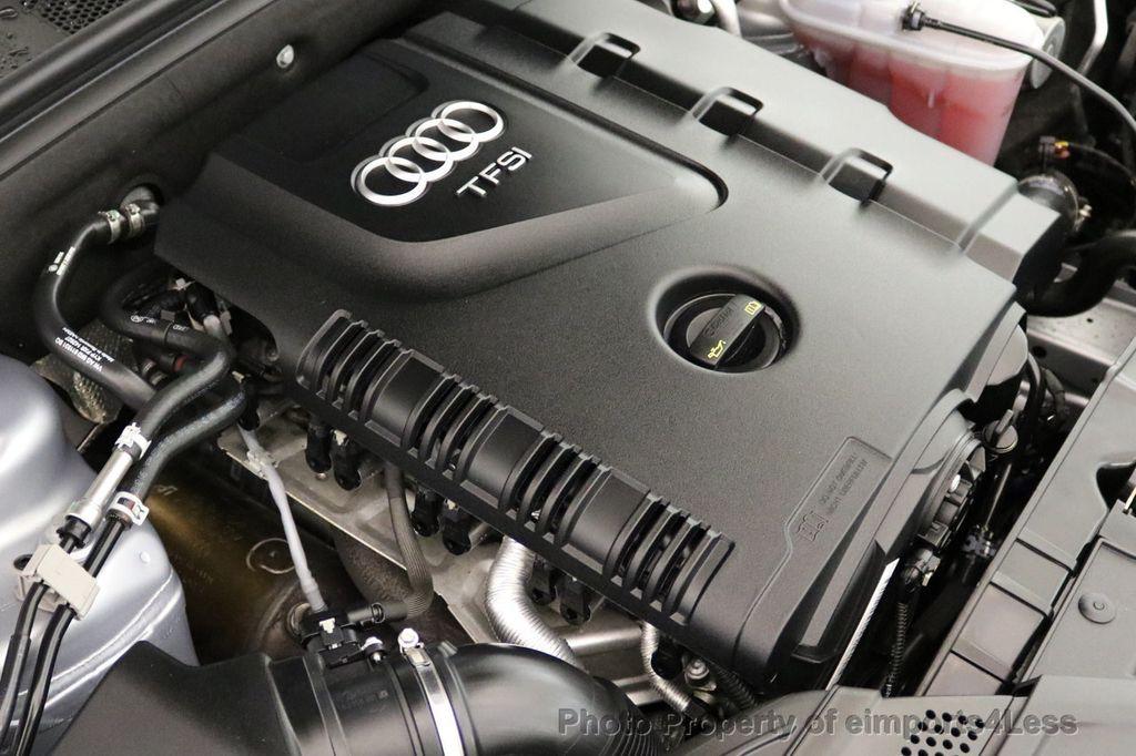 2017 Audi A5 Coupe CERTIFIED A5 2.0T Quattro Sport AWD TECH CAMERA NAVI - 17397401 - 20