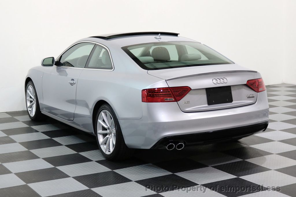 2017 Audi A5 Coupe CERTIFIED A5 2.0T Quattro Sport AWD TECH CAMERA NAVI - 17397401 - 2