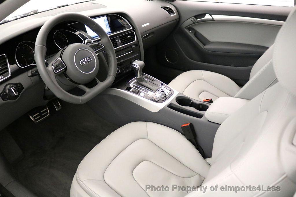 2017 Audi A5 Coupe CERTIFIED A5 2.0T Quattro Sport AWD TECH CAMERA NAVI - 17397401 - 32