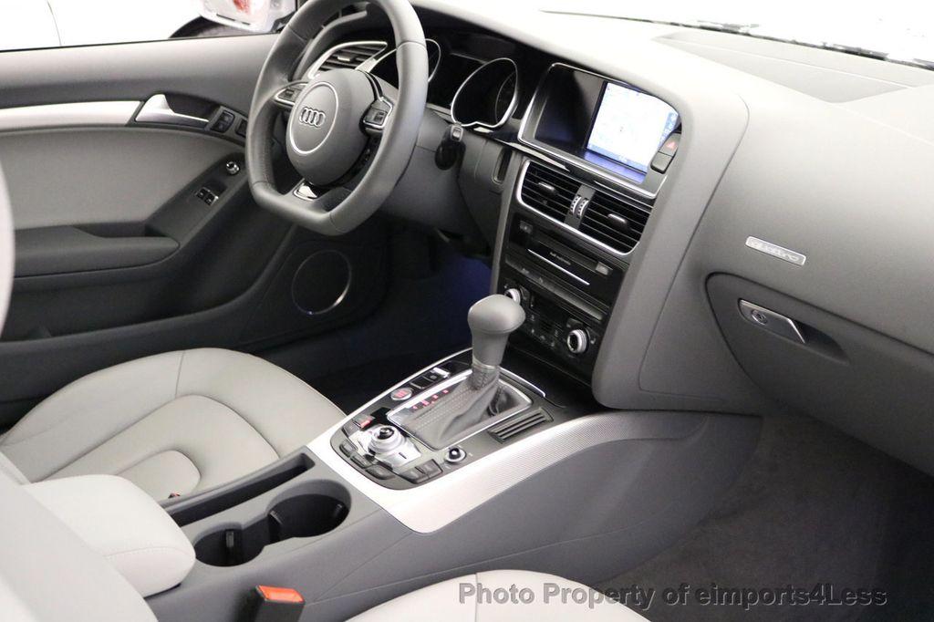 2017 Audi A5 Coupe CERTIFIED A5 2.0T Quattro Sport AWD TECH CAMERA NAVI - 17397401 - 37