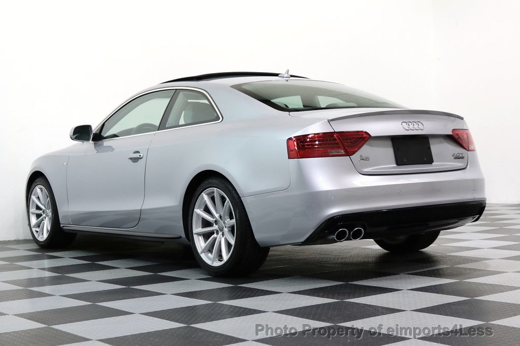 2017 Audi A5 Coupe CERTIFIED A5 2.0T Quattro Sport AWD TECH CAMERA NAVI - 17397401 - 44